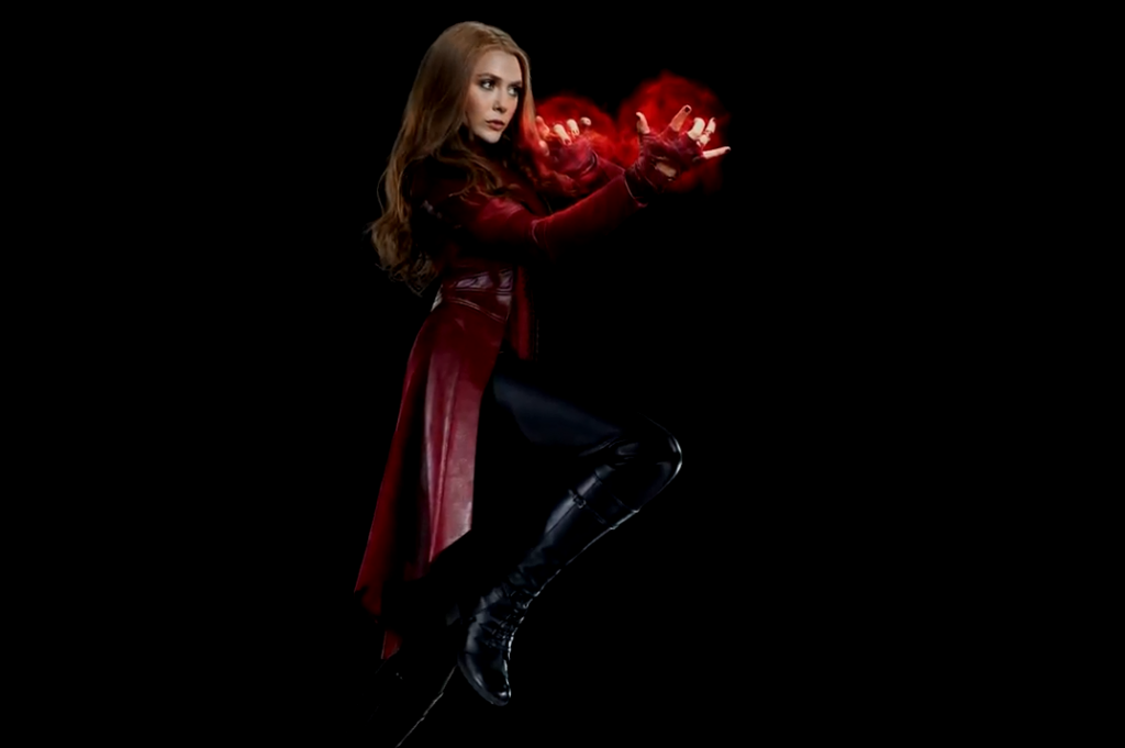 Scarlet Witch Cosplay Costume Suggestions